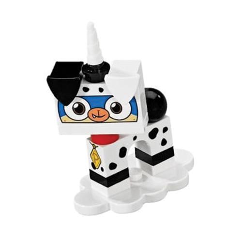NEW UniKitty Series 1 Dalmatian Puppycorn #6 LEGO 41775