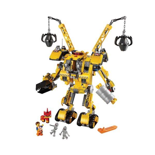 Brickly - 70814 Lego Movie Emmet's Construct-o-Mech