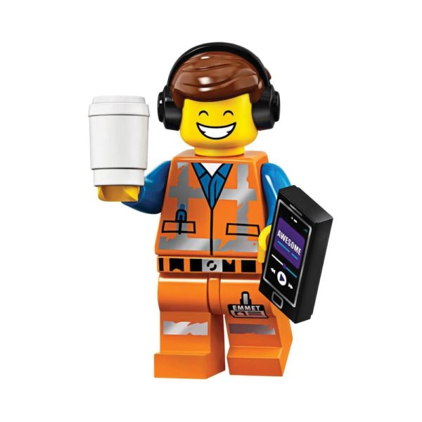Brickly - 71023-1 The Lego Movie 2 Minifigures - Awesome Remix Emmet