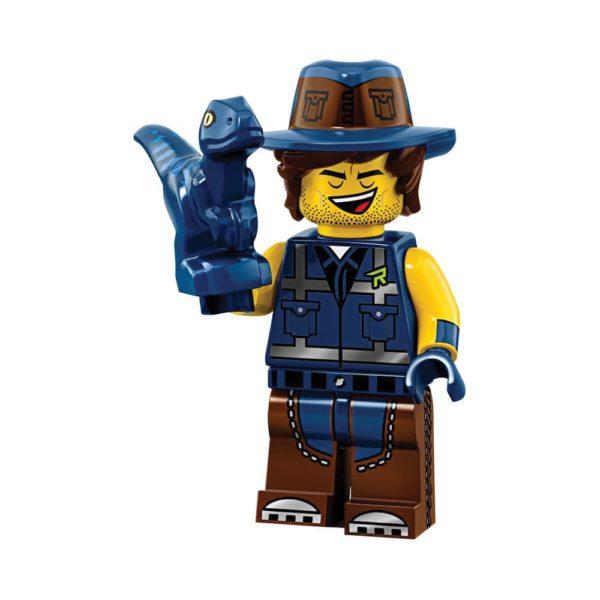 Brickly - 71023-14 The Lego Movie 2 Minifigures - Vest Friend Rex