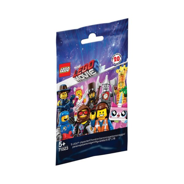 Brickly - 71023 The Lego Movie 2 Minifigures - Original Packet