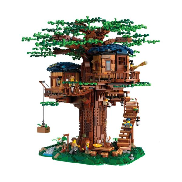 Brickly - 21318 - Lego Ideas Tree House