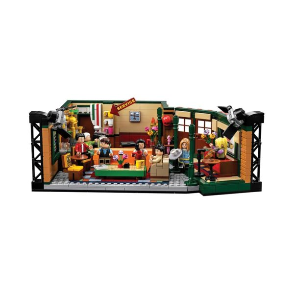 Brickly - 21319 - Lego Ideas Friends Central Perk