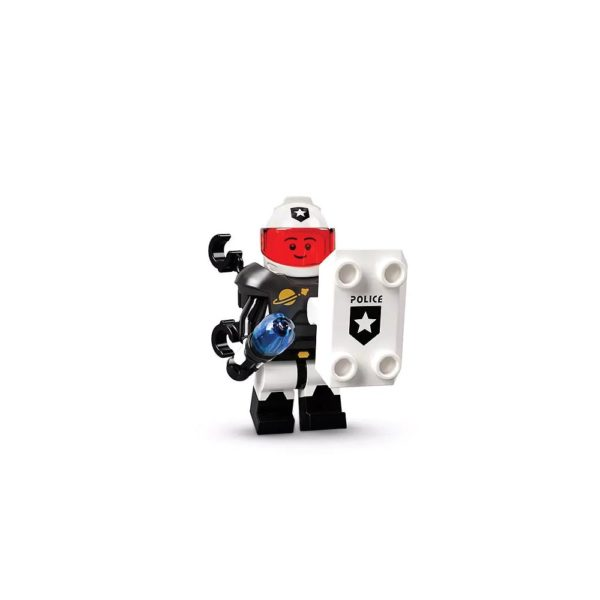 Brickly - 71029-10 Lego Series 21 Minifigures - Space Police Guy