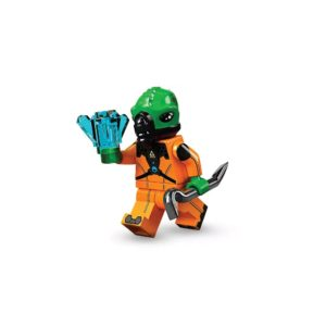 Brickly - 71029-11 Lego Series 21 Minifigures - Alien