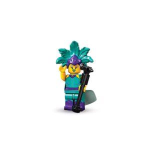 Brickly - 71029-12 Lego Series 21 Minifigures - Cabaret Singer