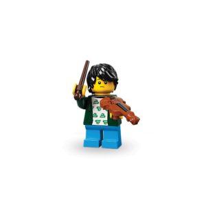 Brickly - 71029-2 Lego Series 21 Minifigures - Violin Kid