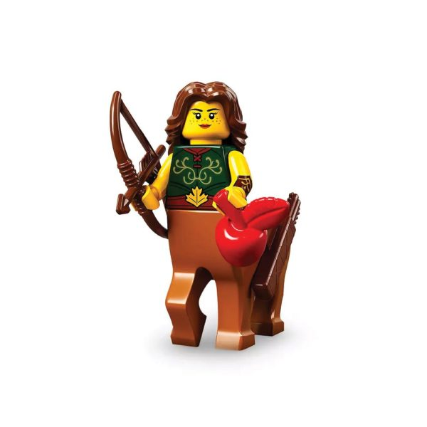 Brickly - 71029-6 Lego Series 21 Minifigures - Centaur Warrior