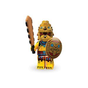 Brickly - 71029-8 Lego Series 21 Minifigures - Ancient Warrior
