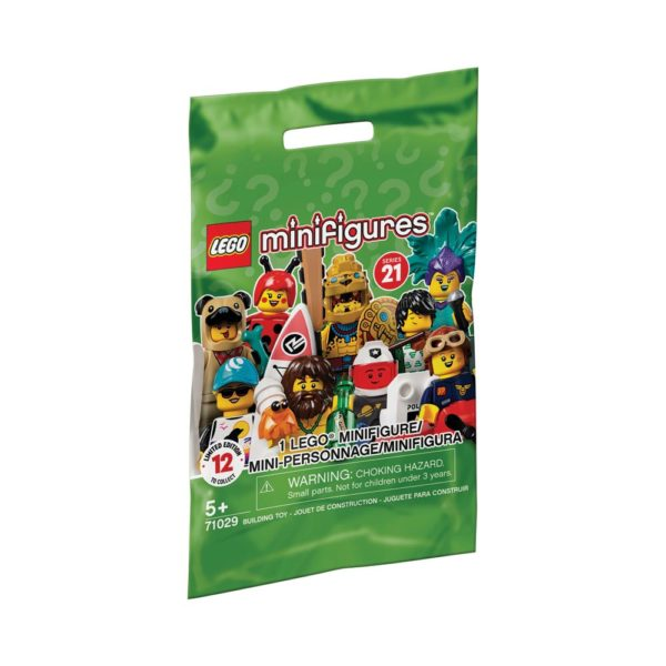 Brickly - 71029-1 Lego Series 21 Minifigures - Packet