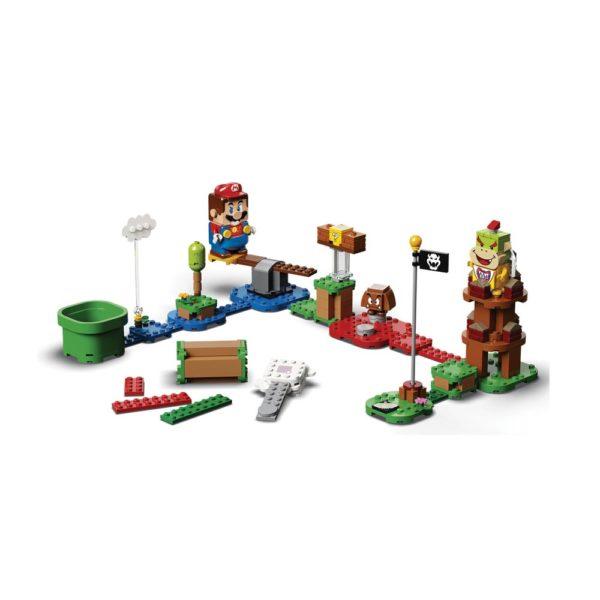 Brickly - 71360 Lego Super Mario Adventures with Mario Starter Course