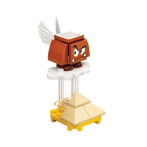 Brickly - 71361-1 Lego Super Mario Character Pack Series 1 - Paragoomba