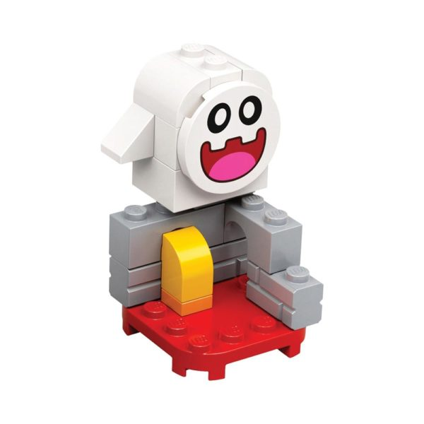 Brickly - 71361-10 Lego Super Mario Character Pack Series 1 - Peepa