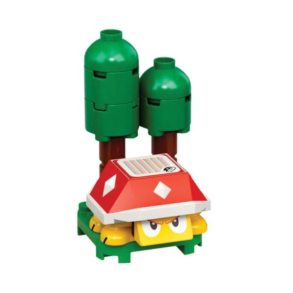 Brickly - 71361-3 Lego Super Mario Character Pack Series 1 - Spiny