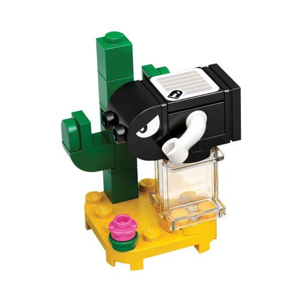 Brickly - 71361-5 Lego Super Mario Character Pack Series 1 - Bullet Bill