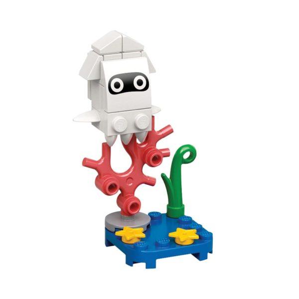 Brickly - 71361-8 Lego Super Mario Character Pack Series 1 - Blooper