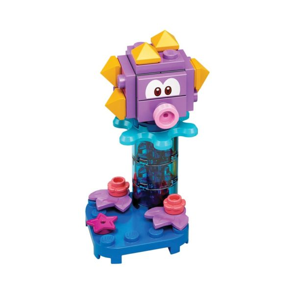 Brickly - 71361-9 Lego Super Mario Character Pack Series 1 - Urchin