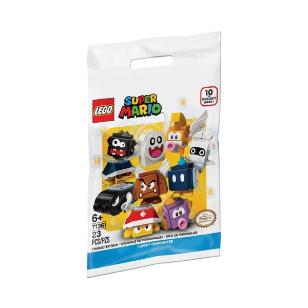 Brickly - 71361 Lego Super Mario Character Pack Series 1 - Original Packet
