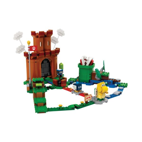 Brickly - 71362 Lego Super Mario Guarded Fortress Expansion Set