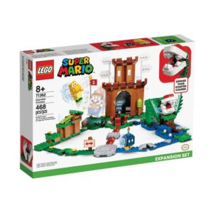 Brickly - 71362 Lego Super Mario Guarded Fortress Expansion Set - Box Front