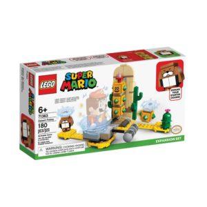 Brickly - 71363 Lego Super Mario Desert Pokey Expansion Set - Box Front