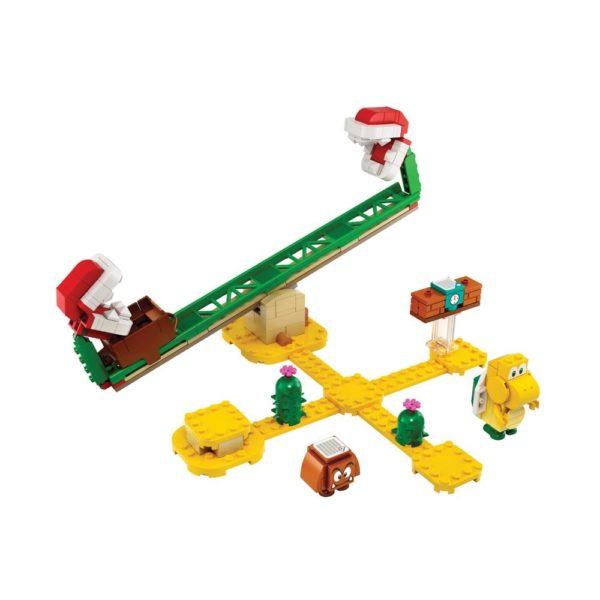 Brickly - 71365 Lego Super Mario Piranha Plant Power Slide Expansion Set