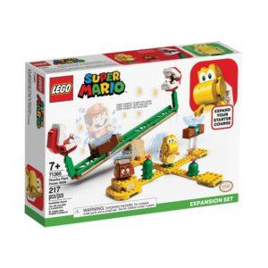 Brickly - 71365 Lego Super Mario Piranha Plant Power Slide Expansion Set - Box Front