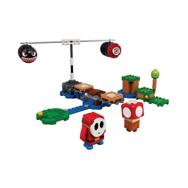 Brickly - 71366 Lego Super Mario Boomer Bill Barrage Expansion Set