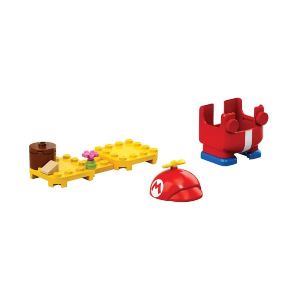 Brickly - 71371 Lego Super Mario Propeller Mario Power-Up Pack