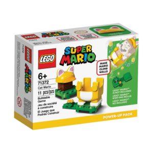Brickly - 71372 Lego Super Mario Cat Mario Power-Up Pack-Box-Front