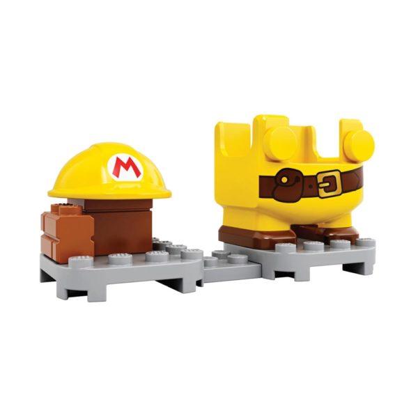 Brickly - 71373 Lego Super Mario Builder Mario Power-Up Pack