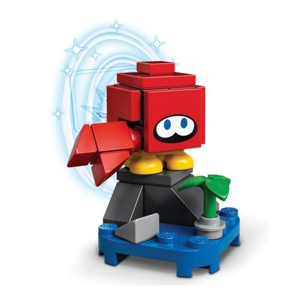 Brickly - 71386-1 Lego Super Mario Character Pack Series 2 - Huckit Crab