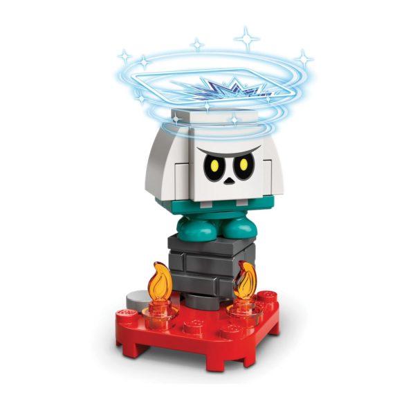 Brickly - 71386-10 Lego Super Mario Character Pack Series 2 - Bone Goomba