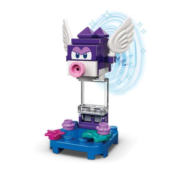 Brickly - 71386-2 Lego Super Mario Character Pack Series 2 - Spiny Cheep Cheep