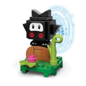 Brickly - 71386-3 Lego Super Mario Character Pack Series 2 - Ninji