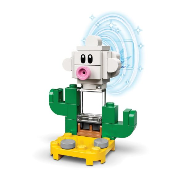 Brickly - 71386-4 Lego Super Mario Character Pack Series 2 - Foo
