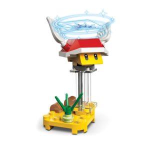 Brickly - 71386-6 Lego Super Mario Character Pack Series 2 - Para-Beetle