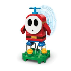 Brickly - 71386-9 Lego Super Mario Character Pack Series 2 - Fly Guy