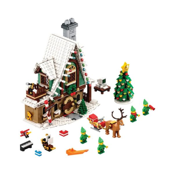 Brickly - 10275 Lego Creator Elf Club House