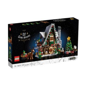 Brickly - 10275 Lego Creator Elf Club House - Box Front