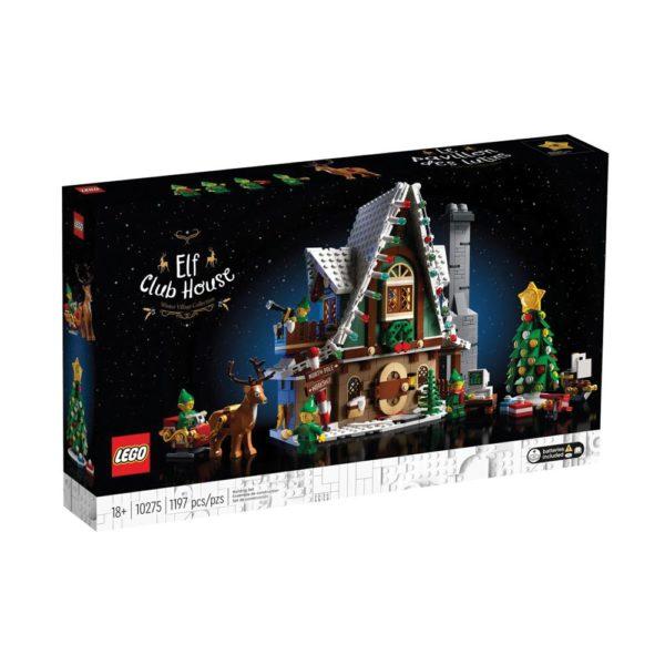 Brickly - 10275 Lego Creator Elf Club House - Box Front
