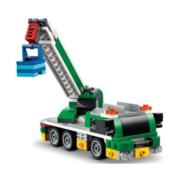 Brickly - 31113 Lego Creator Race Car Transporter