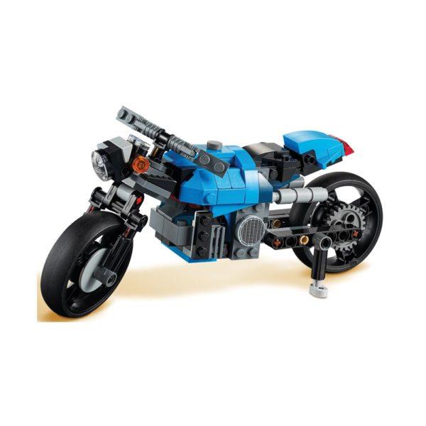Brickly - 31114 Lego Creator Superbike