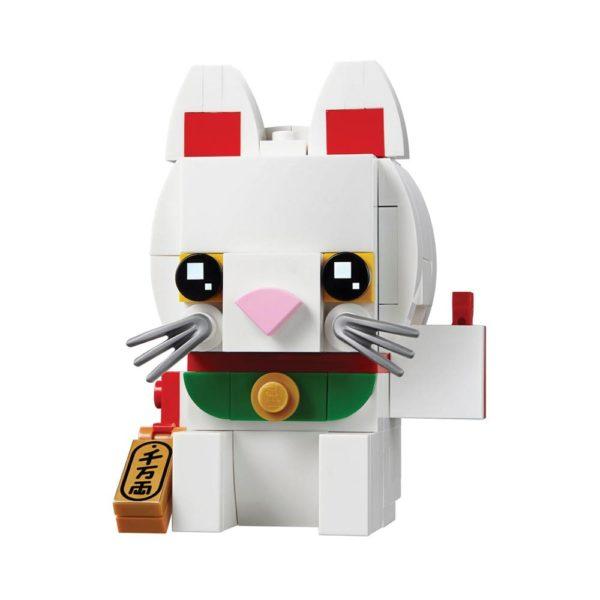 Brickly - 40436 Lego BrickHeadz Lucky Cat