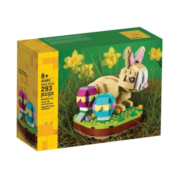 Brickly - 40463 Lego Easter Bunny - Box Front