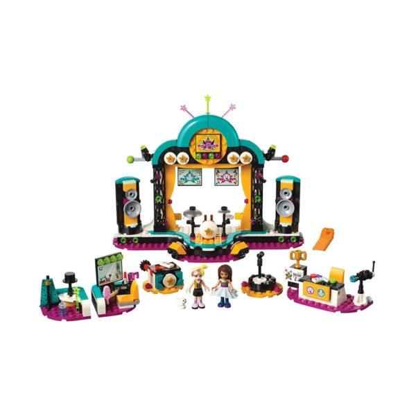 Brickly - 41368 Lego Friends Andrea's Talent Show