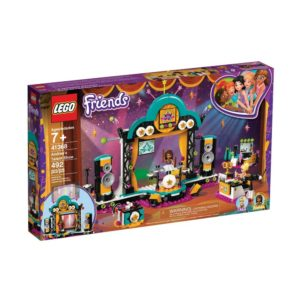 Brickly - 41368 Lego Friends Andrea's Talent Show - Box Front