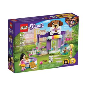 Brickly - 41691 Lego Friends Doggy Day Care - Box Front