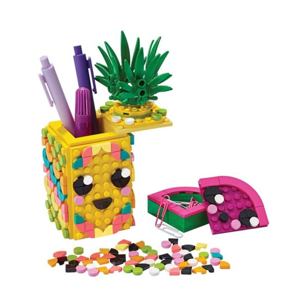 Brickly - 41906 Lego Dots Pineapple Pencil Holder