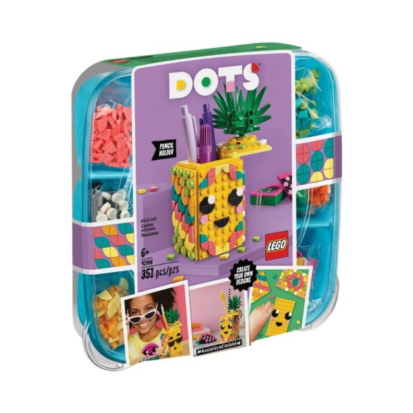 Brickly - 41906 Lego Dots Pineapple Pencil Holder - Box Front